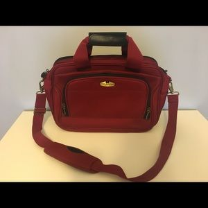 Ricardo of Beverly Hills RED travel tote!